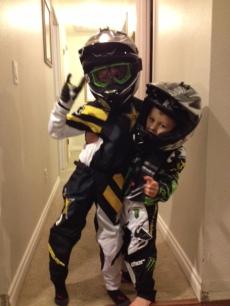 Motocross Babies.