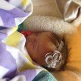 Baby Girl Harding